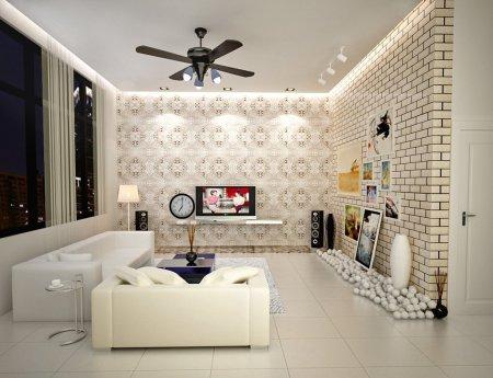 Правильный интерьер для квартиры-студии