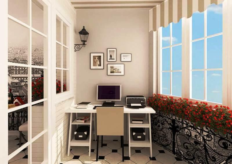Нюансы утепления балкона и лоджии - дизайн квартир с фото vd.