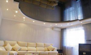 Правильный выбор потолков в интерьере квартир и домов