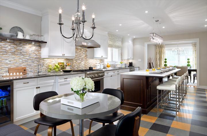 фото красивых кухонь