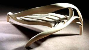 мягкая мебель из дерева
