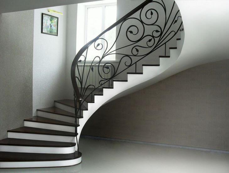 Лестница в интерьере дома фото