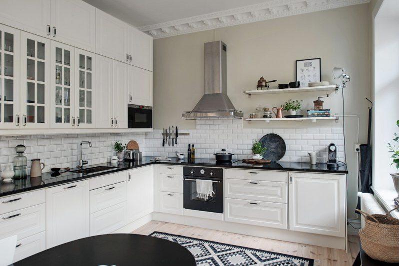 дизайн новой кухни