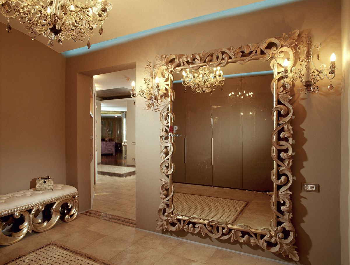 роскошные зеркала