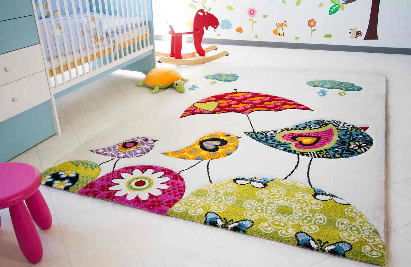 ковры в детскую
