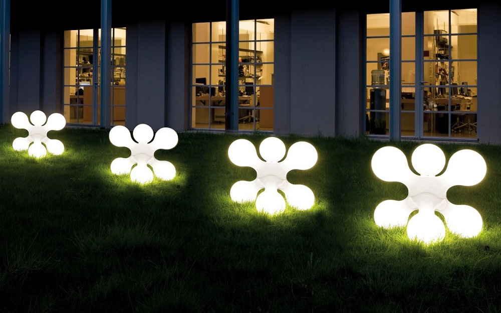 светильники для двора