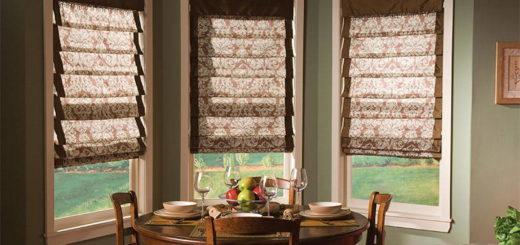 римская красота на окна