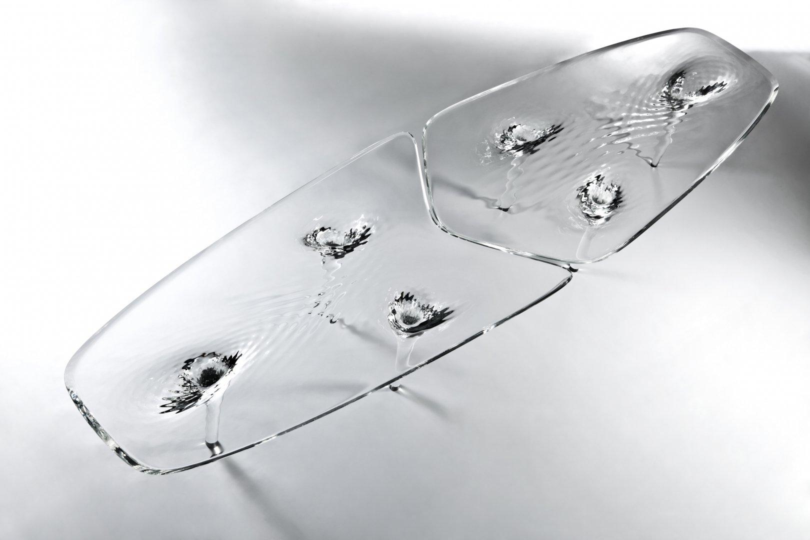 жидкий ледяной стол