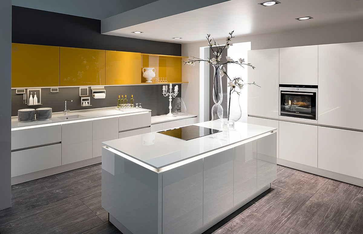 невероятный дизайн кухни