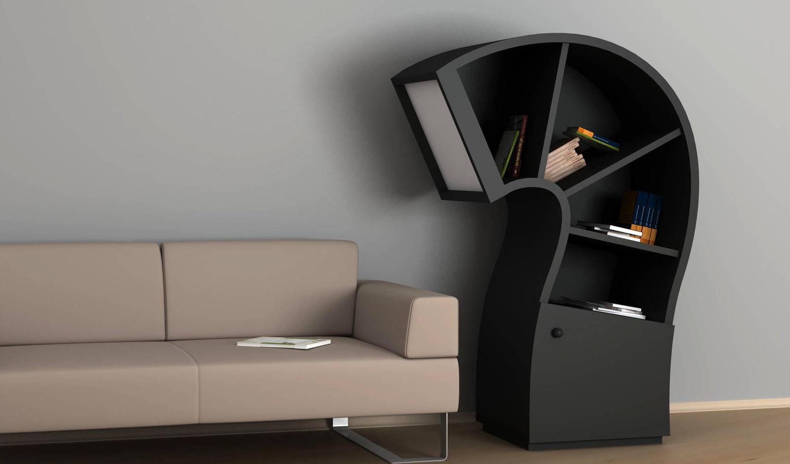 необычная мебель в интерьере
