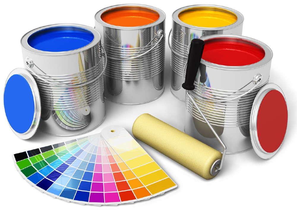 яркие резиновые краски