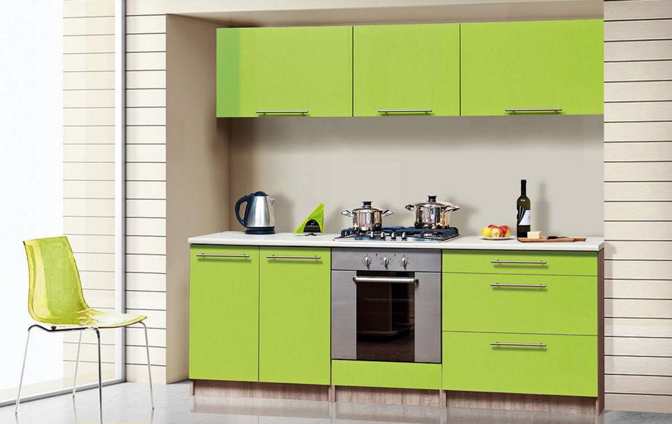 дизайн модульной кухни