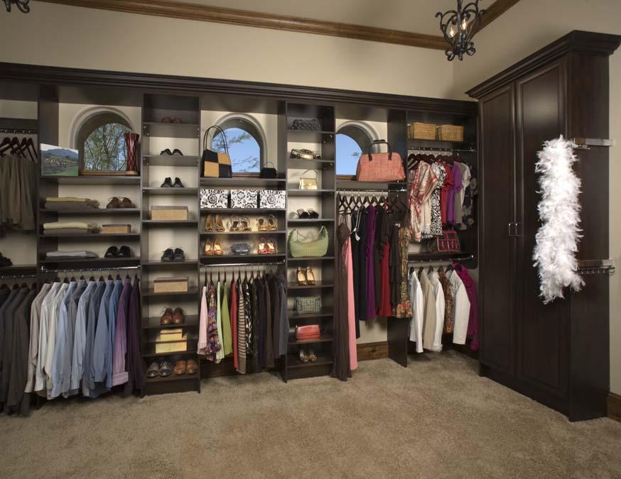 шкафы для вещей