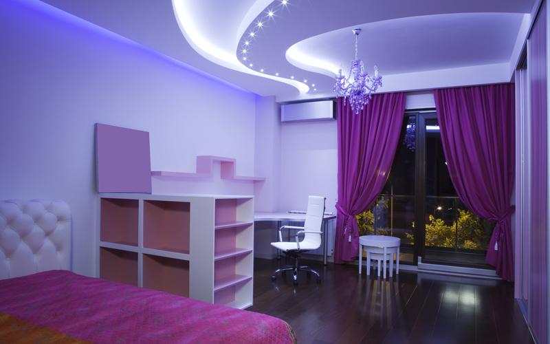 розовые светодиодные ленты
