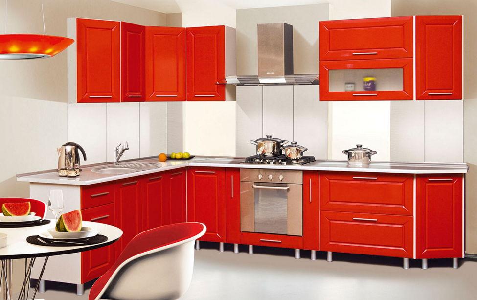 одномодульная кухня