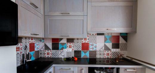 удобная маленькая кухня