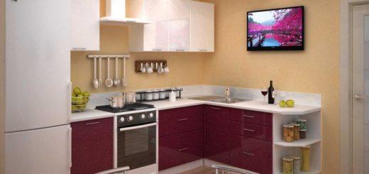 современные модульные кухни