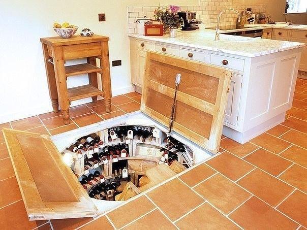 погреб для кухни