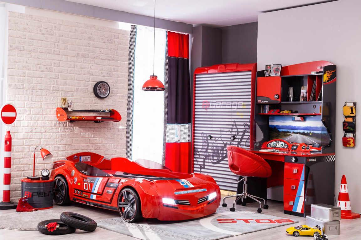 Креативная мебель для детской комнаты