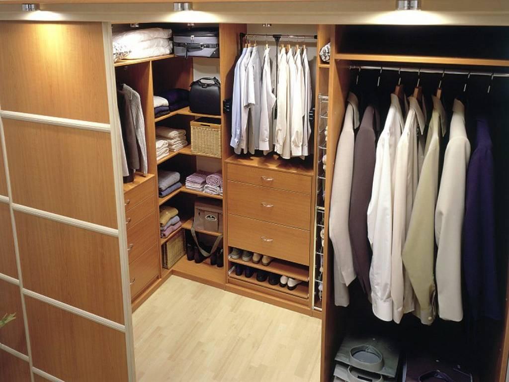 шкаф купе для гардеробной