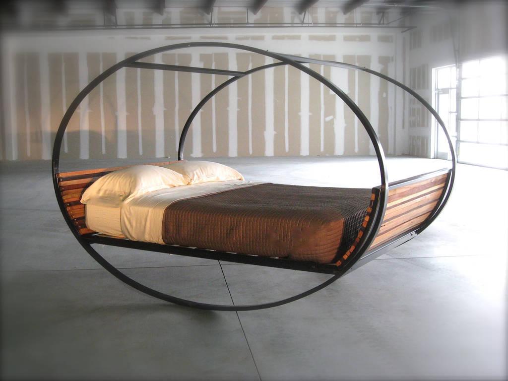 Кровать-качалка для взрослых