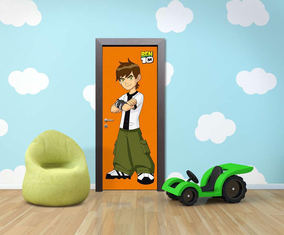Детские двери как из сказки