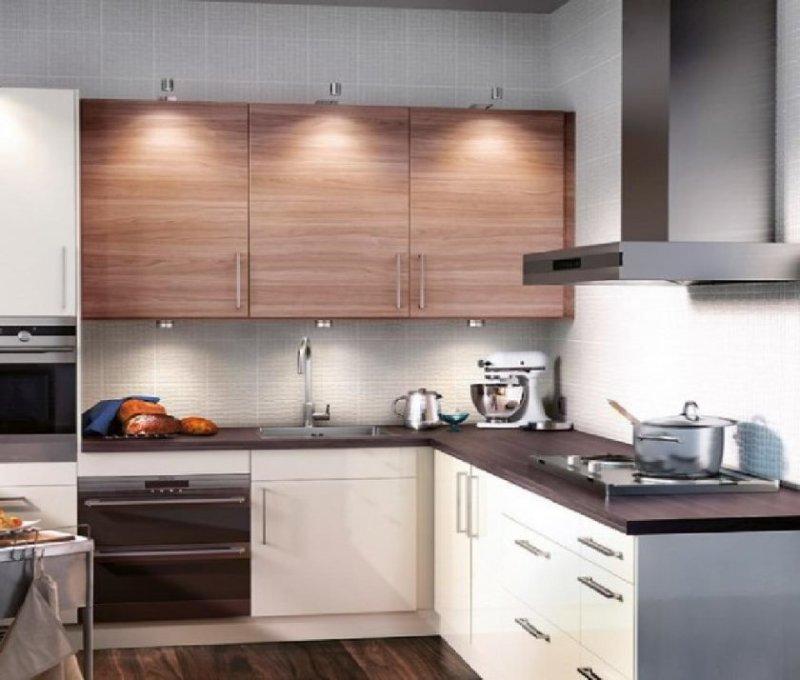рабочие поверхности на кухне