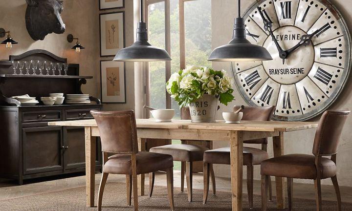 декоративные часы для интерьера