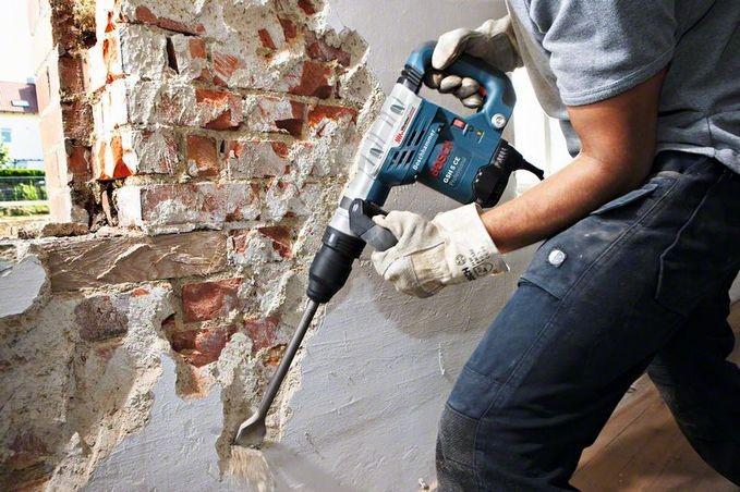 Демонтаж и реконструкция стен