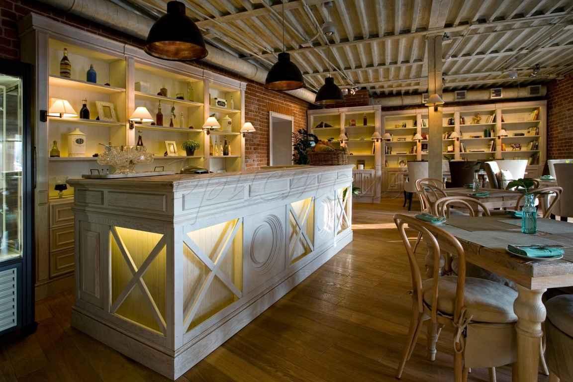 Какими должны быть  идеальные барные стойки для кафе, баров и ресторанов