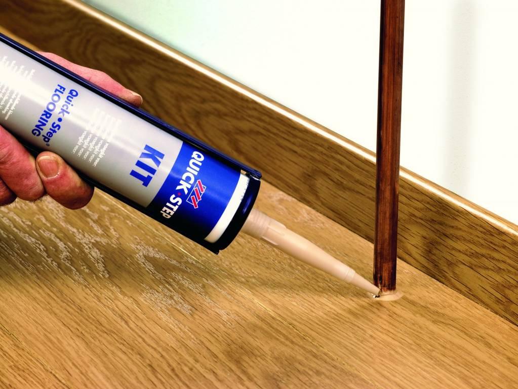 Как убрать царапины с ламината своими руками