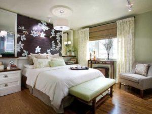 идеи оформления креативных окон для спальни