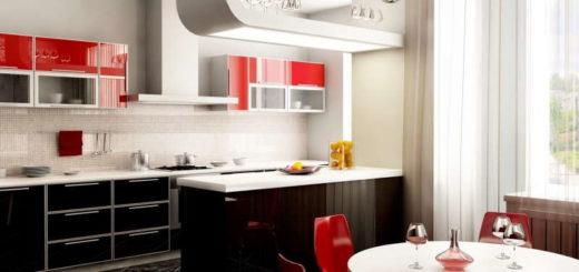 взгляды дизайнеров на обустройство кухни