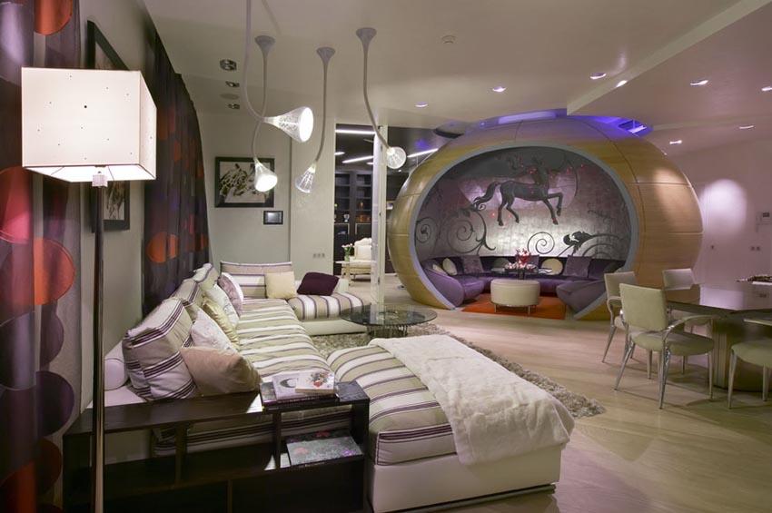 идеи дизайна гостиницы