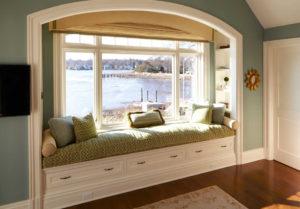 Идеи креативного оформления окна