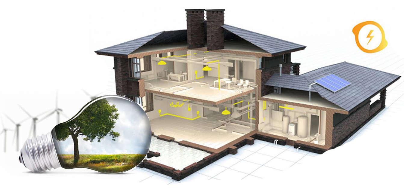 Принцип устройства домашнего электрооборудования