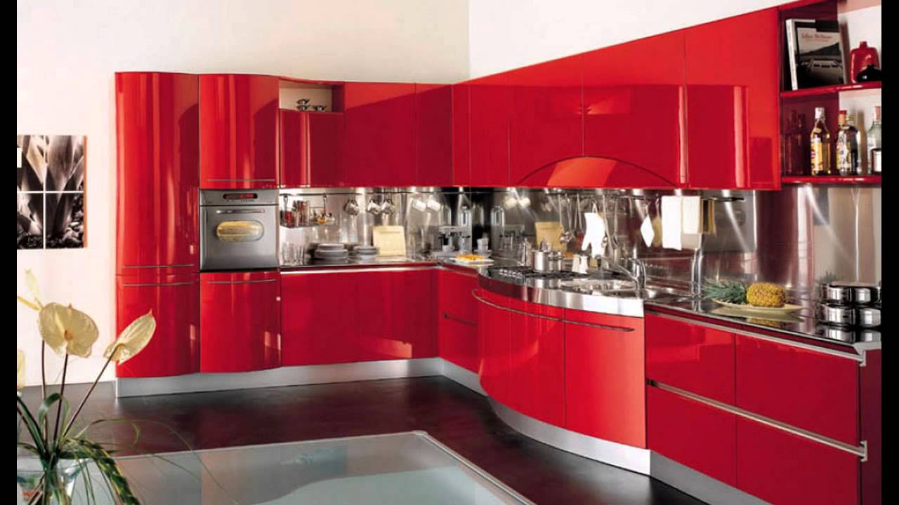 кухонный фартук и гарнитур для кухни