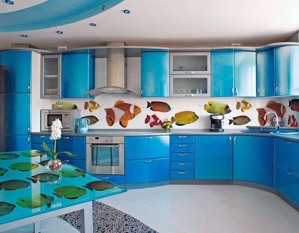 как цвет кухни влияет на аппетит