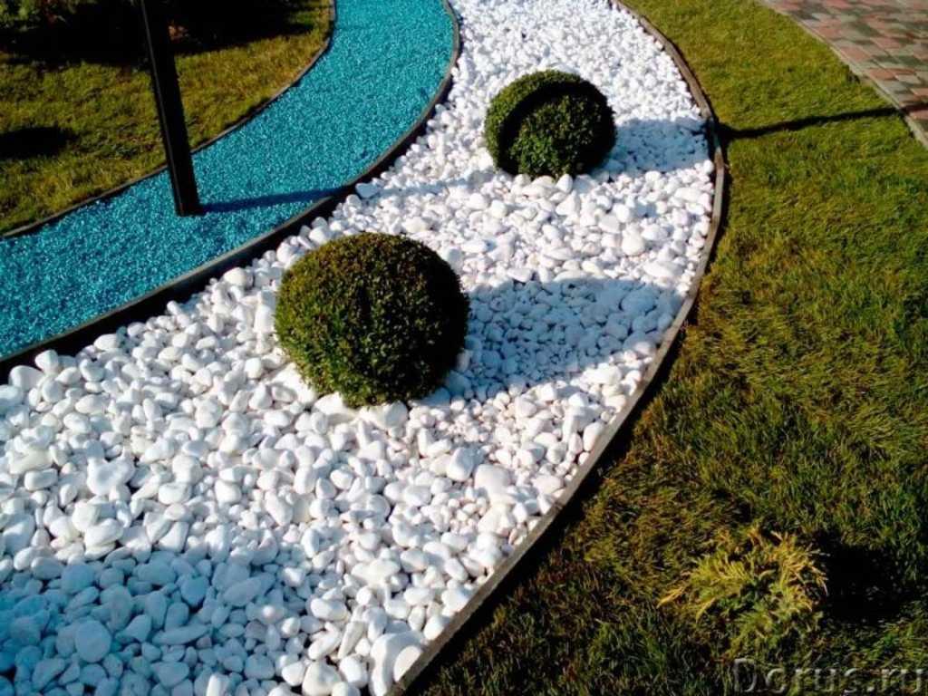 Из чего делать дорожки в саду и огороде