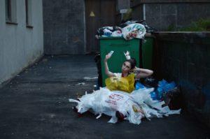 мусорное противостояние в Питере