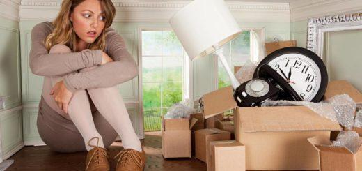 Энергетика мебели в доме