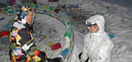 Вдохновляющие фотоидеи для зимнего украшения ландшафта