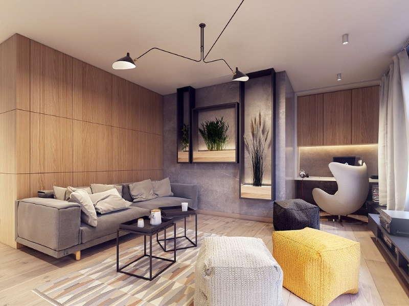 дизайн проект квартиры в хрущевке