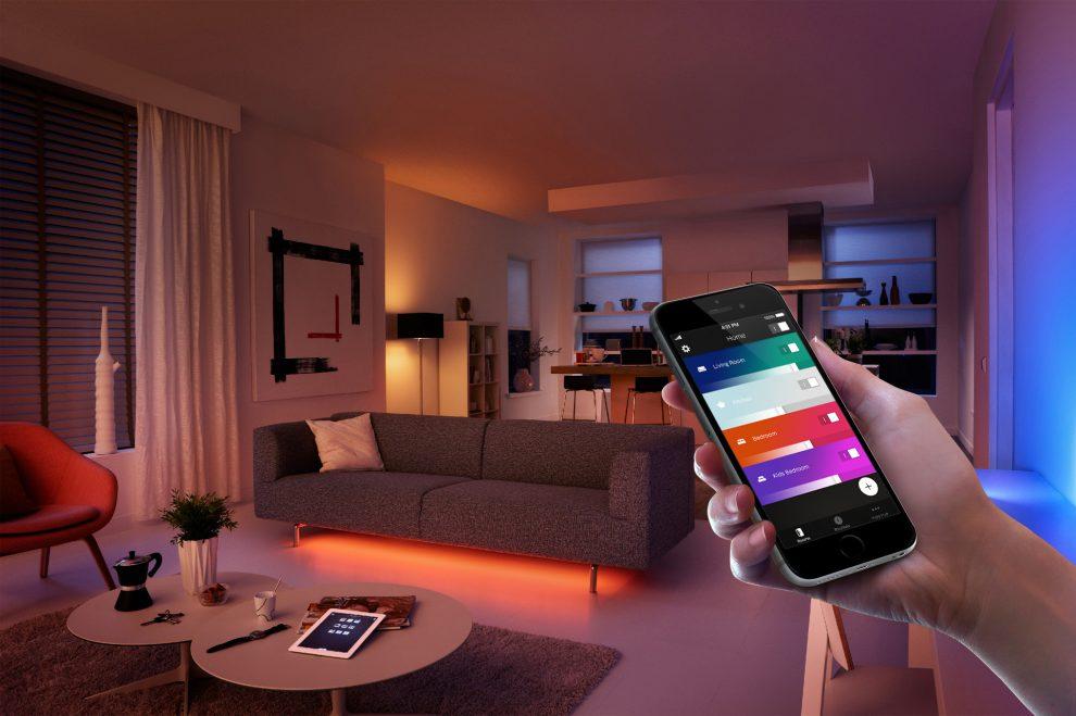 технология умный свет