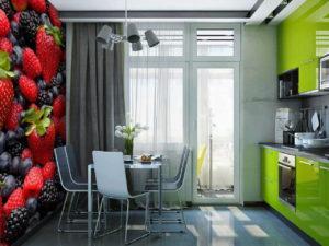 идеи фото-дизайна кухни