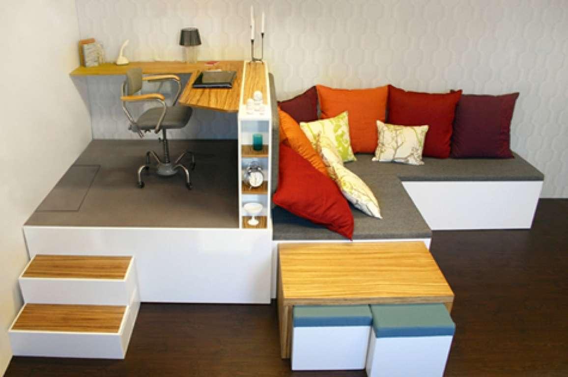 Эргономичная мебель в интерьере