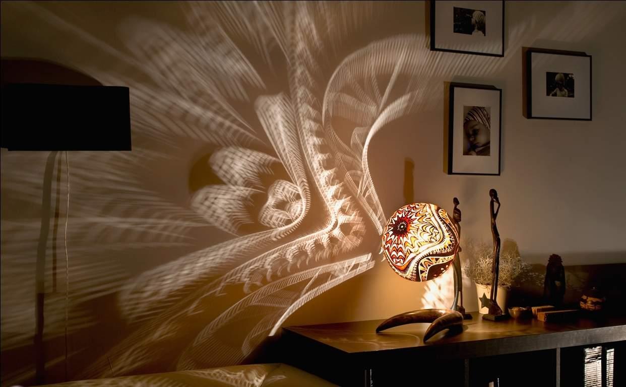 Фишки декора интерьера подсветка