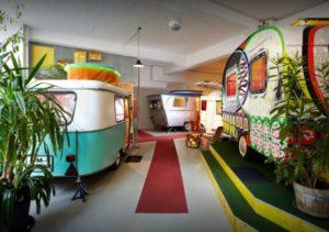 удивительная гостиница Hüttenpalast
