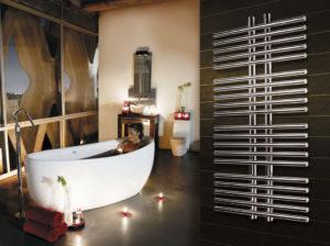 Радиаторы лесенки для ванной комнаты
