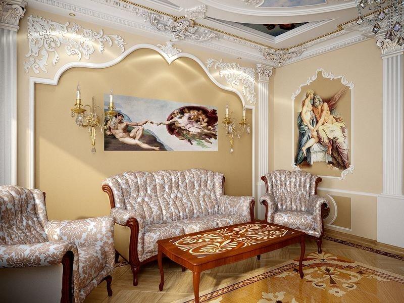 Фишки декора интерьера